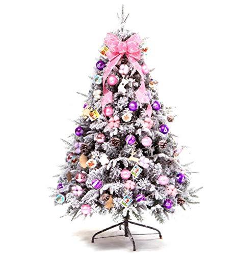 Künstliche Weihnachtsbaumsimulation 1,2 M Flockbaum Schneebaum Weihnachtsbaumpaket Mit Weihnachtsbaumrahmen