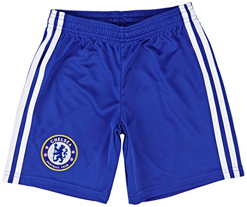 adidas Chelsea FC Home Boys  Shorts blue Chelsea Blue White Size 9 years