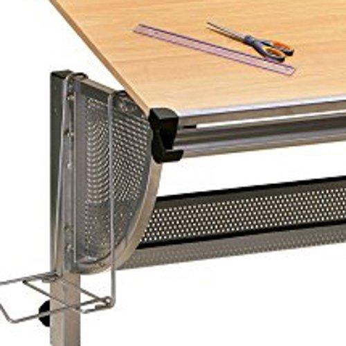 Links 50600450 Schreibtisch, Kinderschreibtisch Schülerschreibtisch höhen- und neigungsverstellbar, ahorn - 10