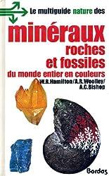 Multiguide nature des minéraux roches et fossiles du monde entier en couleurs