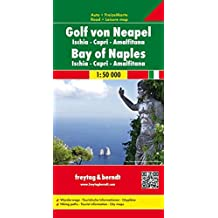 Carte routière : Golf von Neapel, Ischia, Capri, Amalfitana