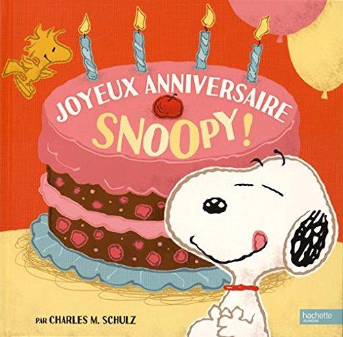 Joyeux anniversaire Snoopy !