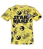Lego Star Wars Jungen T-Shirt - Gelb - 128
