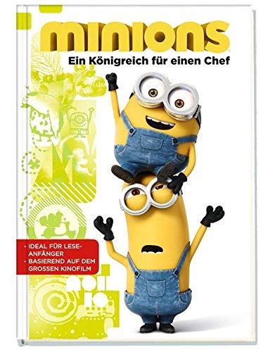 minions-ein-konigreich-fur-einen-chef-ideal-fur-leseanfanger-basierend-auf-dem-grossen-kinofilm