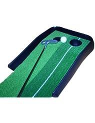 Puttingmatte+Putter+Golfball INCL. LASER-PUTTINGHILFE von Golf & More