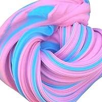 Preisvergleich für Fuibo 60ml Duft Stress Kinder Fluffy Floam Slime Relief Kinder Lehm Spielzeug