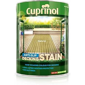 Cuprinol Natural Oak Decking Stain Reviews