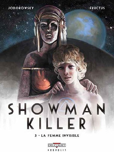 Showman Killer T03: La femme invisible