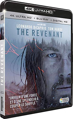 The Revenant [4K Ultra HD + Blu-ray + Digital HD] [Import italien]