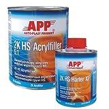 APP 2K HS Füller 5:1 schwarz 4 Liter 020412