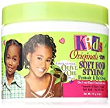 Africa's Best Kids Organic Pomade & Hairdress 120 ml Jar (Haarpflege; Styling Produkte)