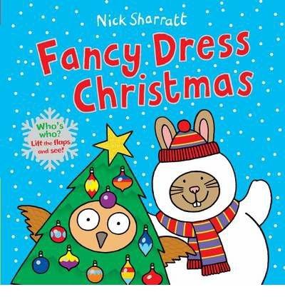 [(Fancy Dress Christmas )] [Author: Nick Sharratt] [Aug-2011]