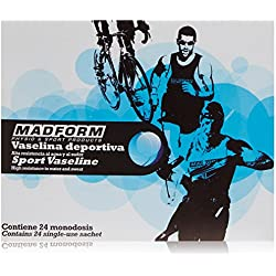 MADFORM Vaselina Deportiva 24 Monodosis