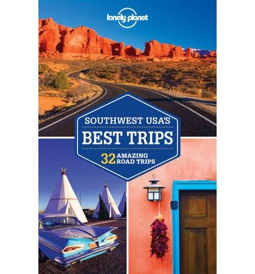 Portada del libro [(Lonely Planet Southwest Usa's Best Trips)] [ By (author) Lonely Planet, By (author) Amy C. Balfour, By (author) Michael Benanav, By (author) Greg Benchwick, By (author) Lisa Dunford, By (author) Mariella Krause, By (author) Carolyn McCarthy, By (author) Ryan Ver Berkmoes ] [February, 2014]