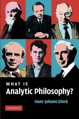 What is Analytic Philosophy? by Hans-Johann Glock [2008]
