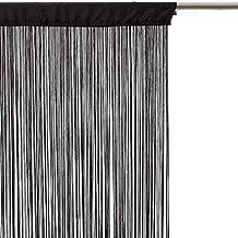 Amazon.fr : rideaux fils noir