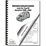 Audi A2, Typ 8Z (99-05) Elektrische Anlage, Elektrik, Systeme Reparaturanleitung