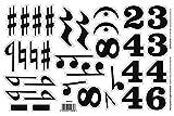 Chamberlain Musique wmn20Musique Symbole magnétique pour tableau blanc