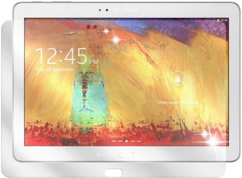 dipos Samsung Galaxy Note 10.1 2014 Edition Schutzfolie (2 Stück) - kristallklare...