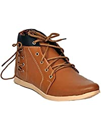 Boots TR Men's Boots Party Wear Boots Casual Boots, Shoes