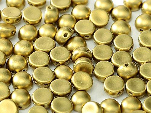 25pcs-cabochon-bead-nuovissimi-ceco-pressato-perline-di-vetro-in-forma-di-emisfero-6x4-mm-con-2-fori
