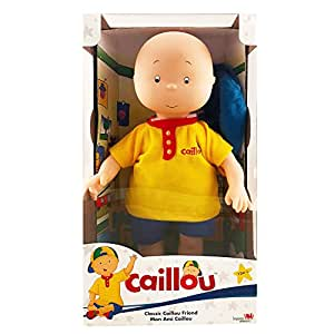 Caillou Classic Doll (14-inch)