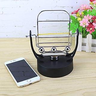 USB und Batterie Dualer Zweck Automatisches Gehen Schaukel Handy Artefakt Schrittzähler Pinsel Schrittmotor Ewige Instrument Rocker