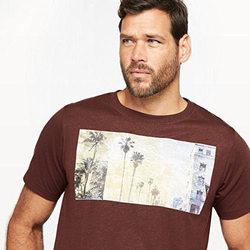 Castaluna For Men Uomo Tshirt Fantasia Mogano