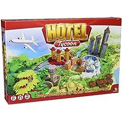 Asmodee 001919 - Hotel Tycoon, Brettspiel Das Spiel des Lebens