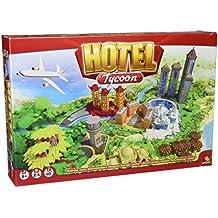 AsmodéeHotel Tycoon Board Game (English Language Not Guaranteed)