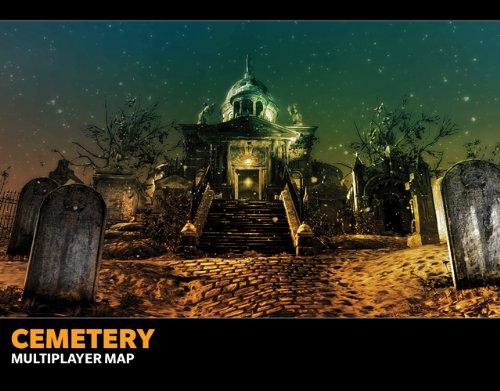 Max Payne 3 Cemetery Multiplayer pack DLC