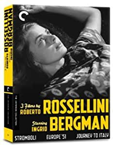 Criterion Collection: 3 Films By Roberto Rossellin [Edizione: Stati Uniti]