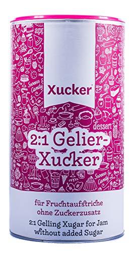 Gelierzucker mit Xylit 2:1 von Xucker (1 kg)