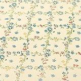 Amarillo Floral Cajón Estante maletero decorativos autoadhesivos vinilo de papel de contacto Cubierta para estantes cajón muebles decoración de pared