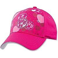 BVB 09 Borussia Dortmund Kappe für Mädchen rosa 11276900