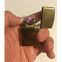 ReeZ - Accendino elettrico senza fiamma, senza gas, antivento, con