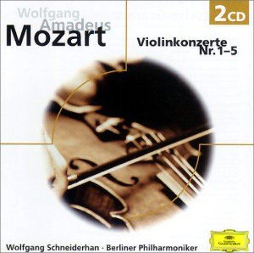 Violinkonzerte 1-5 (Ga) (Eloquence)