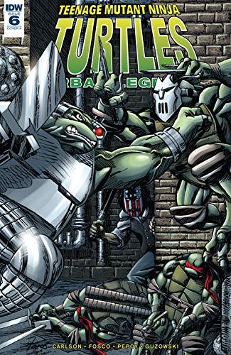 Teenage Mutant Ninja Turtles: Urban Legends #6 (English ...
