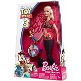 Barbie- Toy Story 3 - Barbie loves Woody - MATTEL