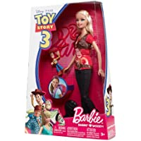 Barbie Toy Story 3 Barbie Loves Woody Doll