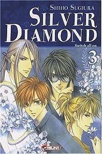 Silver Diamond Edition simple Tome 3