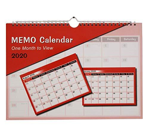 Visualizza Calendario.Arpan 2019 2020 Calendario Con Visualizzazione Mensile Formato A4 Con Spirale