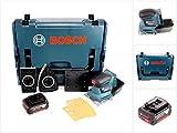 Bosch Professional GSS 18 V-10 Akku Schwingschleifer in L-Boxx + 1 x GBA 6,0 Ah Akku