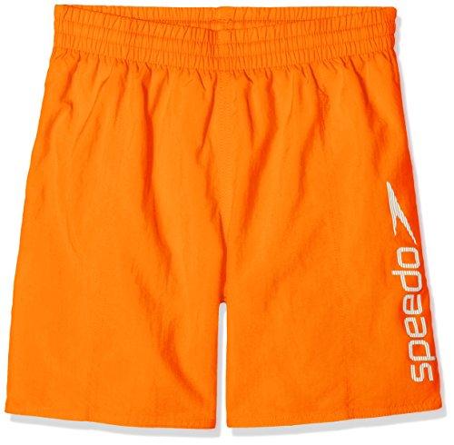 Speedo Jungen 'Challenge 15Poolreef, Jungen, Challenge 15-inch, Leuchtend Orange