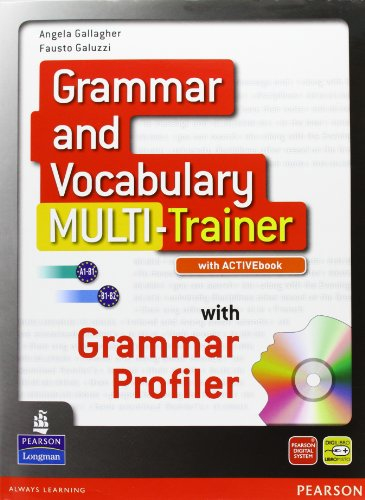 Grammar and vocabulary multitrainerLIM. Per le Scuole superiori. Con espansione online. Con libro
