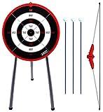 Best Sporting Pfeil und Bogen Set mit Zielscheibe