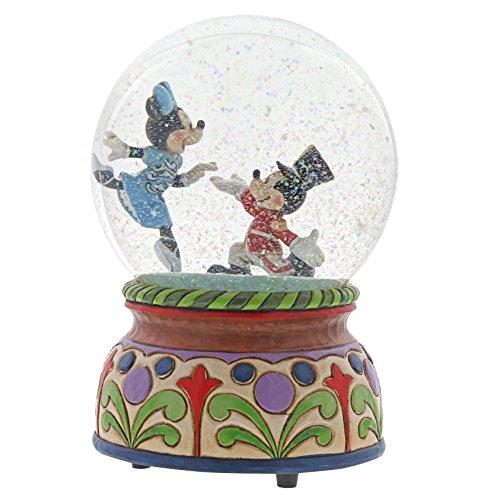 Disney Traditions Nutcracker Musical Waterball -