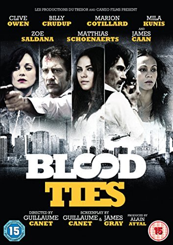 Blood Ties [DVD] by Clive Owen