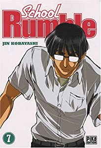 School Rumble Edition simple Tome 7