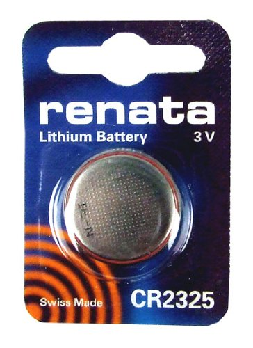 RENATA Lithium Battery 3v (CR2325) (SWISS MADE)